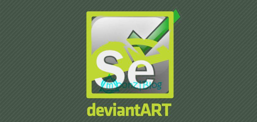 selenium deviantart